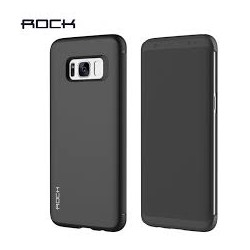 Protector ROCK Samsung Galaxy S8. Color Negro